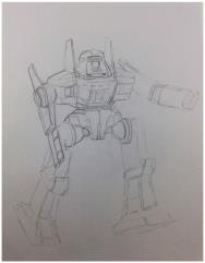 Battletech Unused Concept Art - Untitled #12