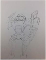 Battletech Unused Concept Art - Untitled #14