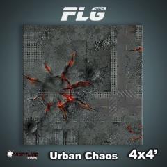 4' x 4' - Urban Chaos