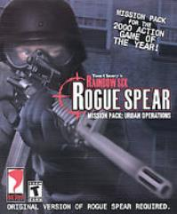 Rogue Spear, Mission Pack - Urban Operations