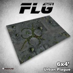 6' x 4' - Urban Plague
