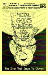 "#2 ""Secrets of the Serpent Moon Adventure, The Elder Races, Metal Magic Items"""