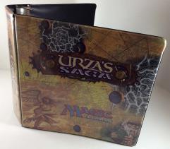 Card Binder - Urza's Saga