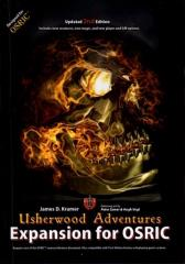 Usherwood Adventures Expansion for OSRIC (2nd Edition)