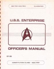 U.S.S. Enterprise Officer's Manual