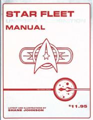 Star Fleet Uniform Recognition Manual