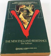 V Series #9 - The New England Resistance