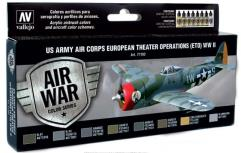 Air War - US Army Air Corps European Theater Operations (ETO) WWII