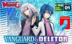 Vanguard & Deletor Comic Booster Box