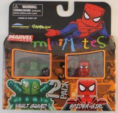 Vault Guard & Spider-Girl