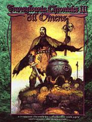 Transylvania Chronicles #3 - Ill Omens