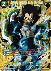 Vegeta, Striving to be the Best