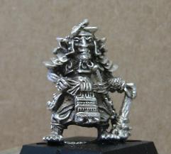 Goblin Warmonger w/Walking Stick