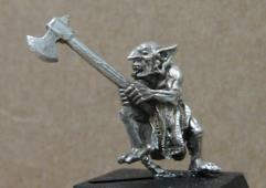 Mobbing Goblin
