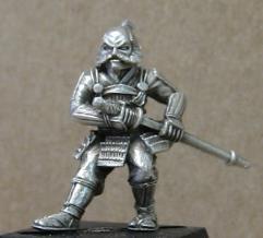 Light Infantryman #1