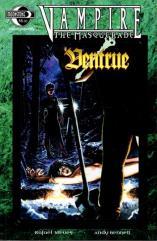 Vampire the Masquerade - Ventrue