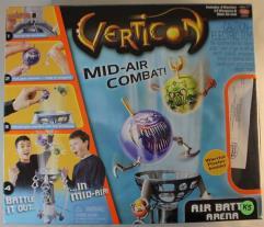 Verticon w/Team Combat & Sound Battle Attachments