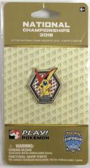 2016 National Championships Pin - Victini