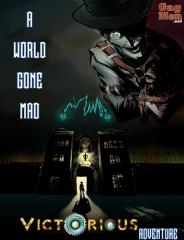 World Gone Mad, A (North Texas RPG Con Limited Edition)