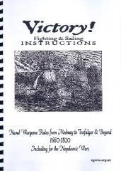 Victory! - Fighting & Sailing Instructions 1660-1820