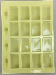 Counter Tray - Yellow (Victory Games Bookcase Size)