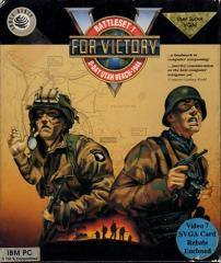 V for Victory - Utah Beach