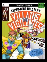 Villains & Vigilantes (1.0, Reprint Edition)