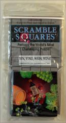 Scramble Squares - Vin, Vino, Wein, Wine!
