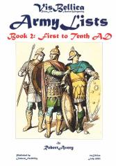 Army Lists #2 - First to Tenth AD