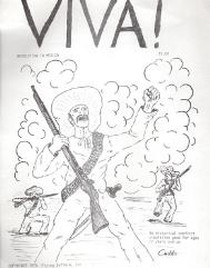 Viva! - Revolution in Mexico (Alternate Cover A)