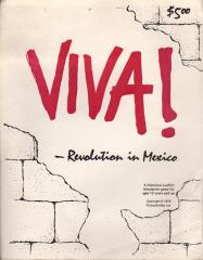 Viva! - Revolution in Mexico (Alternate Cover B)