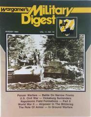 "Vol. 11, #10 ""Panzer Warfare, Vicksburg Surrenders, Airpower in the Blitzkrieg"""