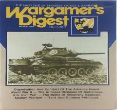 "Vol. 11, #5 ""The Armored Divisions of Barbarossa, The Battle of Allegheny Mountain, Organization and Conduct of the Advance Guard"""