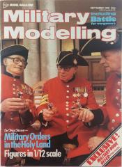 """Vol. 11, #9 """"Soviet Tank Force in the 80's, The Westminster Light Horse Volunteers"""""""