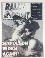 "Vol. 1, #1 ""Napoleon Rides Again"""