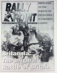 """Vol. 1, #2 """"Britannia Play-by-Play"""""""