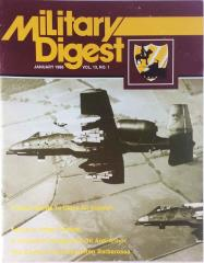 "Vol. 13, #1 ""Tanks in Urban Combat, Anti-Armor, Close Air Support"""