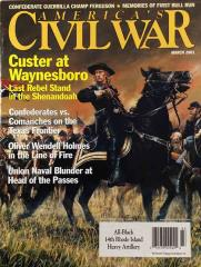"""Vol. 14, #1 """"Oliver Wendell Holmes, Good Riders and Crack Shots, Last Stand in Shenandoah"""""""