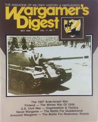 "Vol. 11, #7 ""The 1967 Arab-Israeli War, Finland - The Winter War of 1939, The Battle for Guadalcanal"""