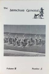 "Vol. 2, #6 ""The Battle of Austerlitz, Desert War - British 1st Armored Division"""