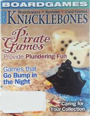 "Vol. 2, #6 ""Pirate Games, Caring for Your Collection, Origins 2007"""