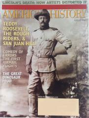 """Vol. 33, #3 """"The Rough Riders & San Juan Hill, Comedy of Errors - The First Airmail Flights"""""""