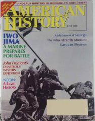 "Vol. 35, #2 ""Iwo Jima, John Charles Fremont, Neon Light History"""
