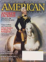 "Vol. 39, #2 ""Andrew Jackson, Old Creepy Karpis"""