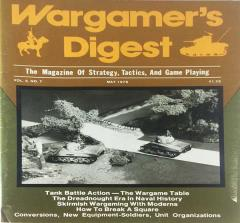 """Vol. 5, #7 """"The Dreadnought Era in Naval History, Skirmish Wargaming With Moderns"""""""