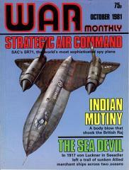"#93 ""Strategic Air Command, Indian Mutiny, The Sea Devil"""