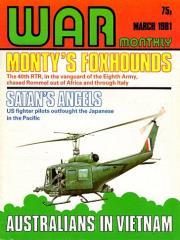 """#86 """"Monty's Foxhounds, Satan's Angels, Australians in Vietnam"""""""