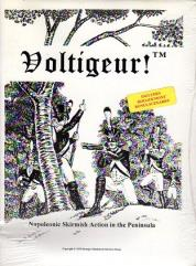 Voltigeur! - Napoleonic Skirmish Action in the Peninsula