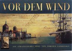 Vor dem Wind (Before the Wind) (German Edition)