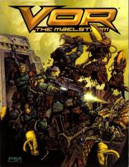 VOR - The Maelstrom - Boxed Game Rulebook